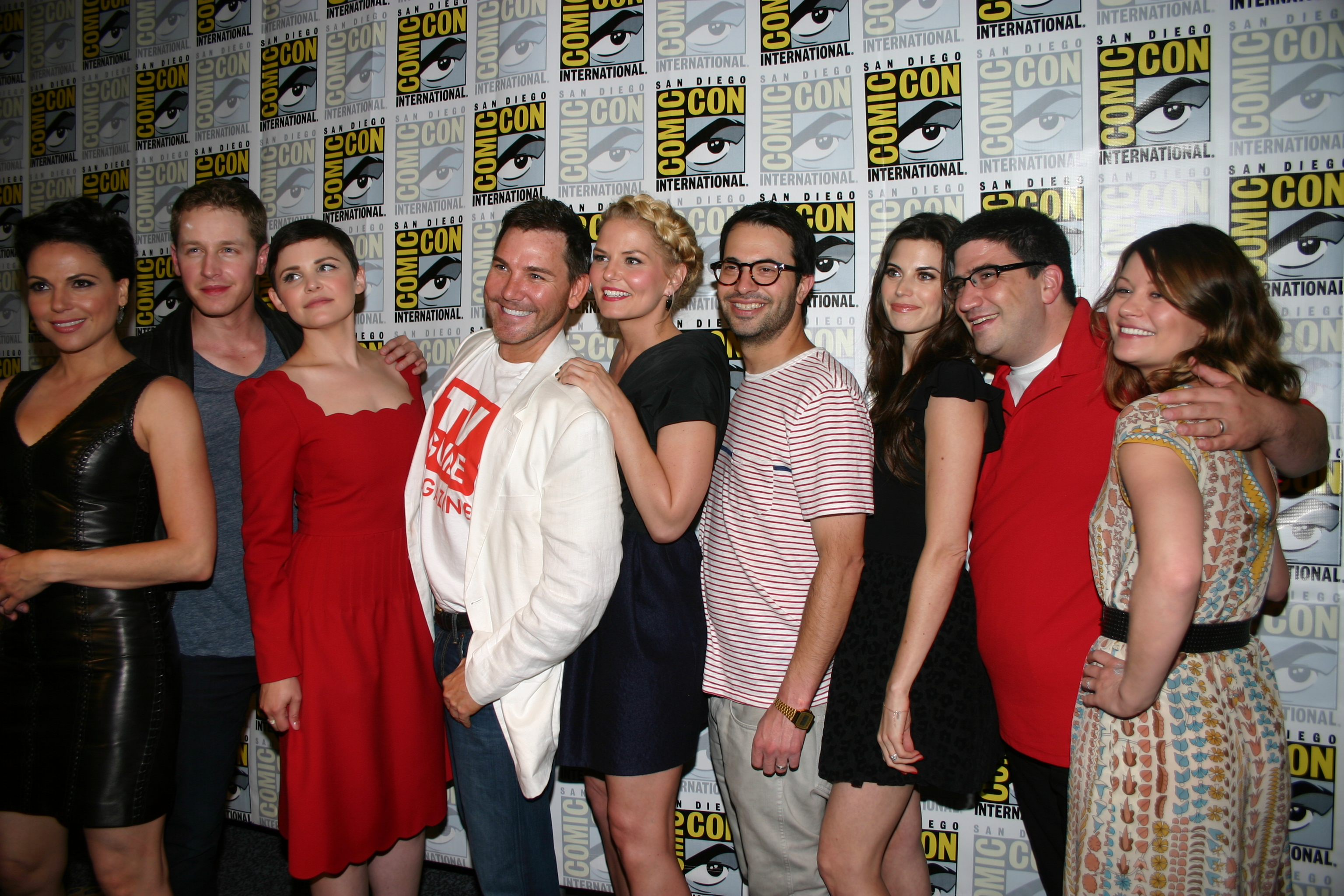 Once Upon A Time panel